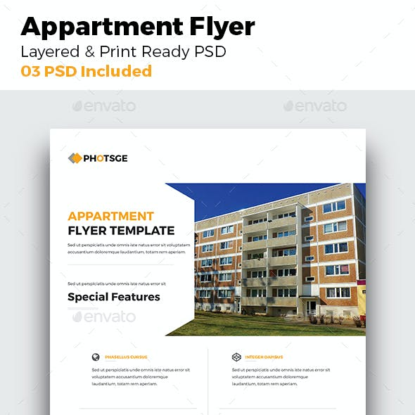 Apartment For Rent Flyer: Apartment Flyer Graphics, Designs & Templates From