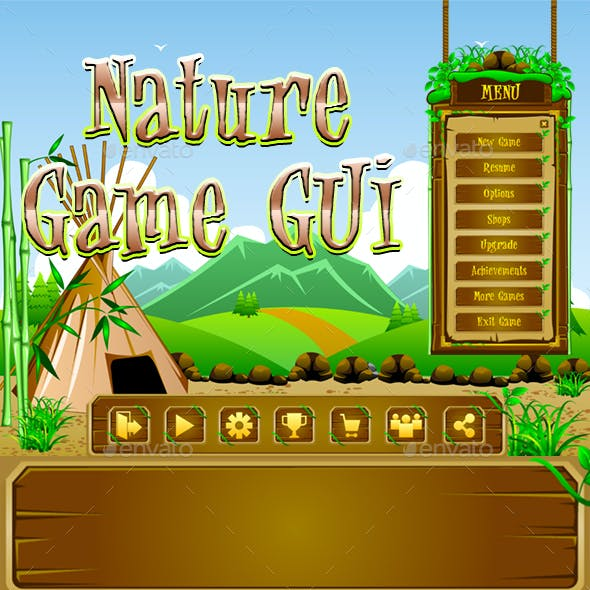 Nature Game GUI