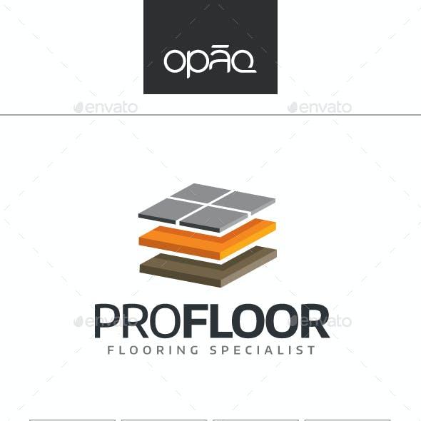 Pro Floor Logo