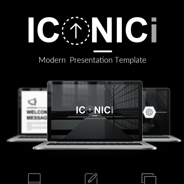 Iconici Powerpoint Presentation