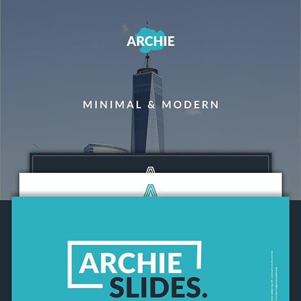 Archie Creative Keynote
