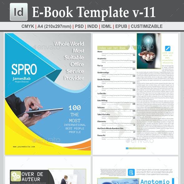 E-Book Template v-11