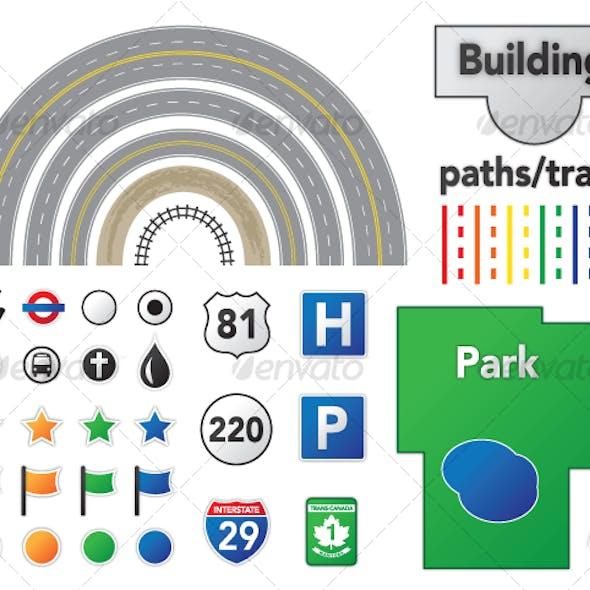 Map Starter Kit