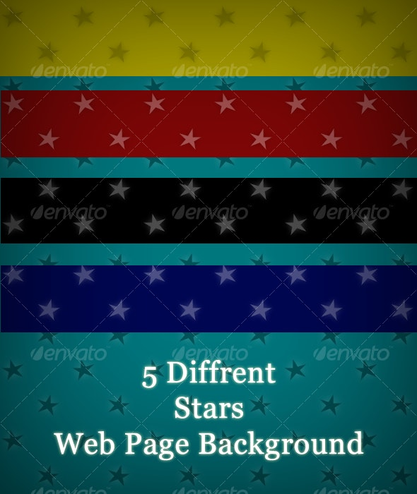 Stars Web Background - Backgrounds Graphics