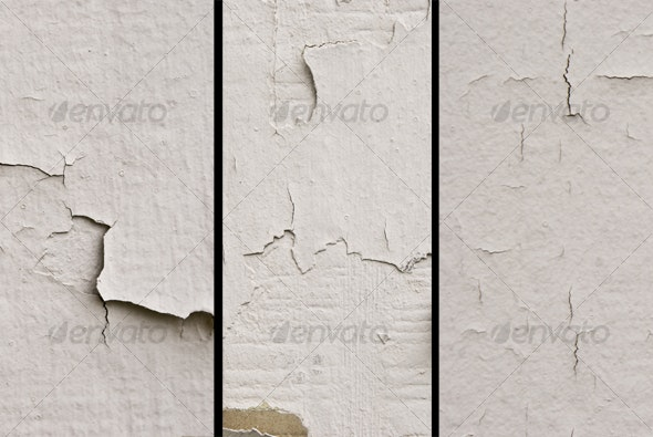 Paint Peeling Package - Miscellaneous Textures