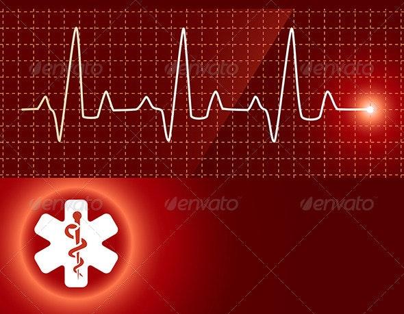 Medical background - Health/Medicine Conceptual