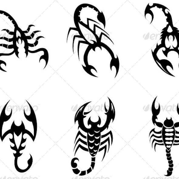 scorpions design