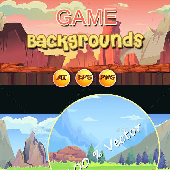 5 Game Background