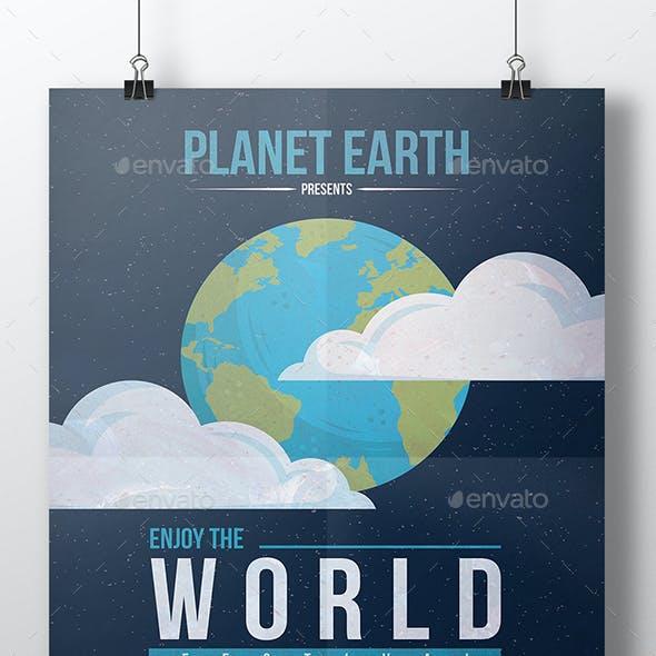 World Flyer Template
