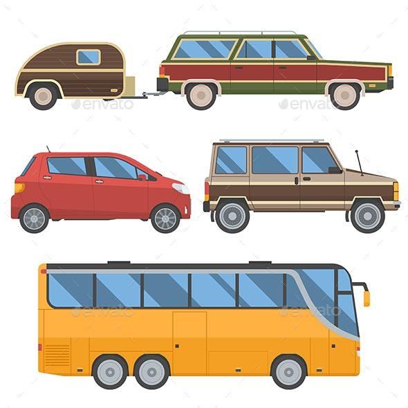 Auto Travel Car Collection