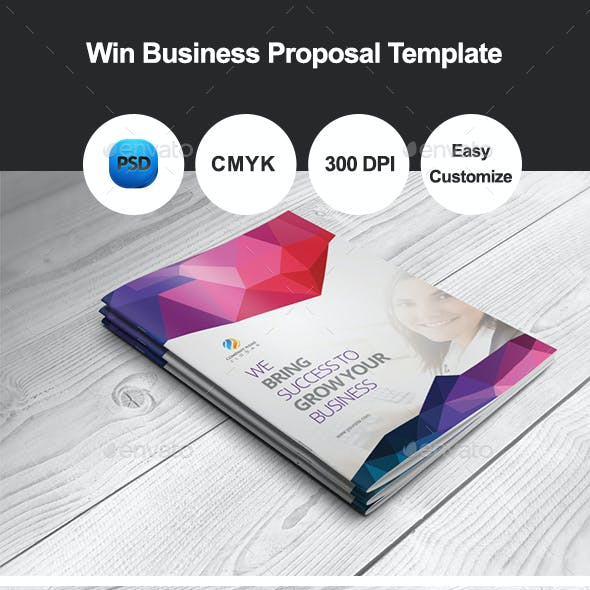 Win Business Proposal Template