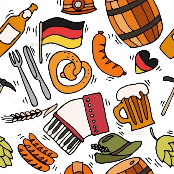Germany Travel Pattern