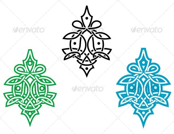Celtic ornament - Decorative Vectors