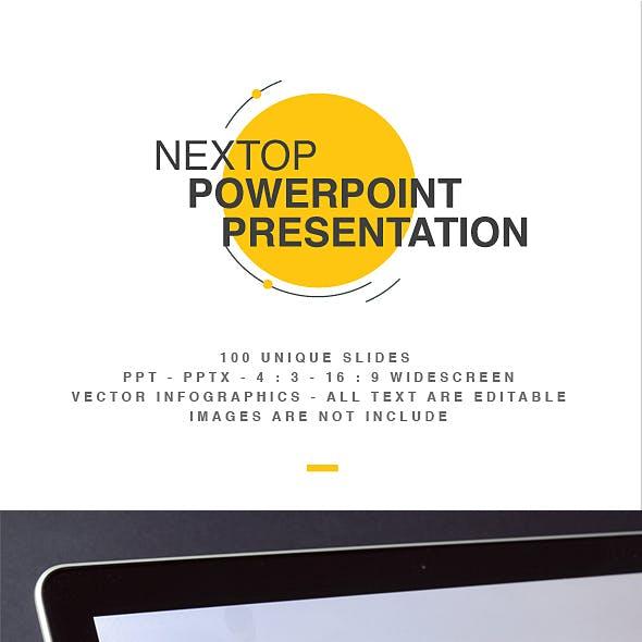 Nextop Keynote Presentation