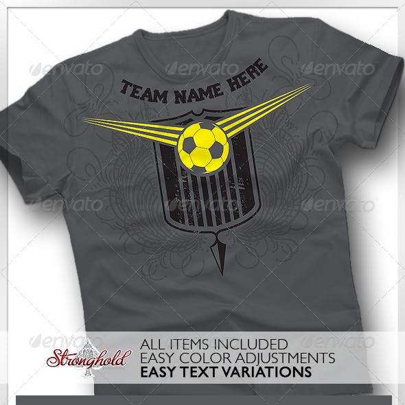 Soccer Team Shirt