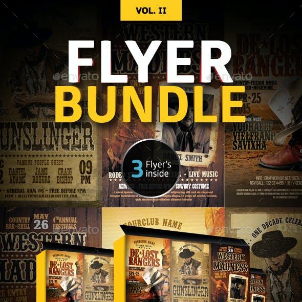 Flyer Bundle Vol. II