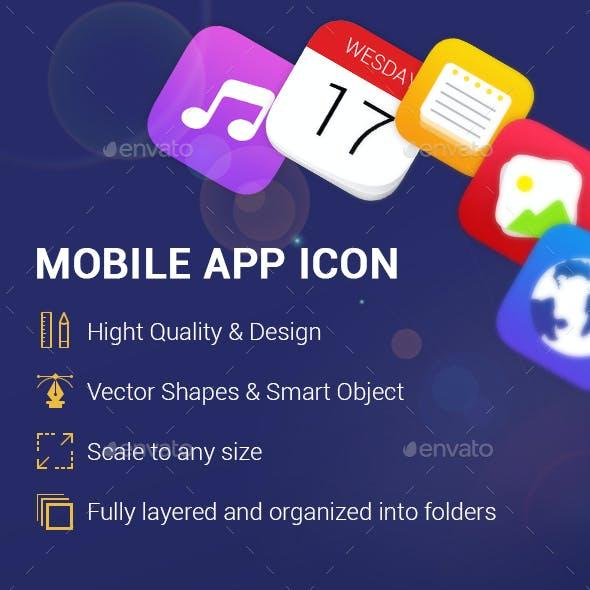 15 App Icons