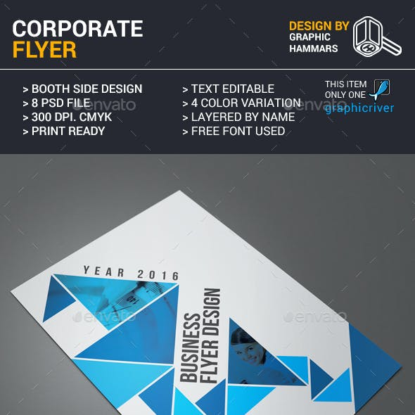 Corporate Flyer/Ad Template