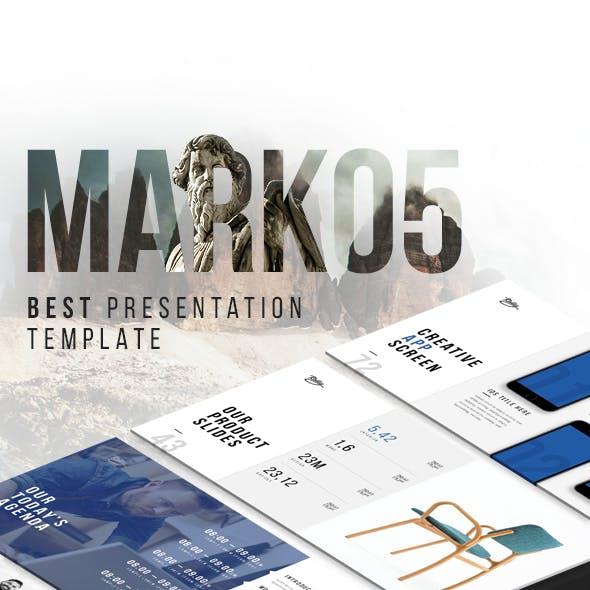 MARK05-Powerpoint Template