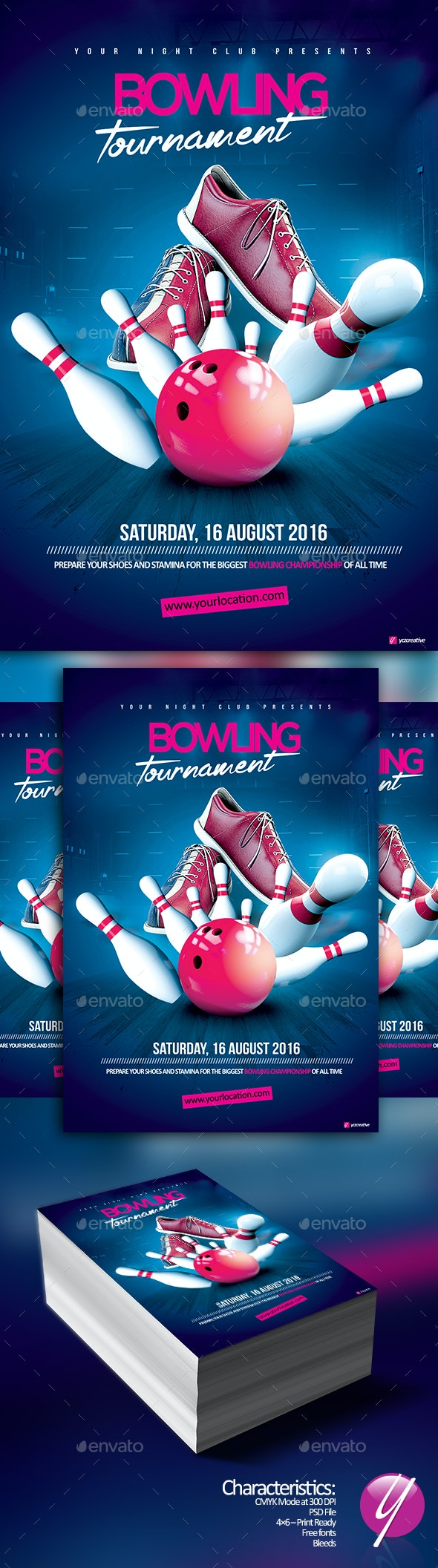 Bowling Tournament - Sports Events