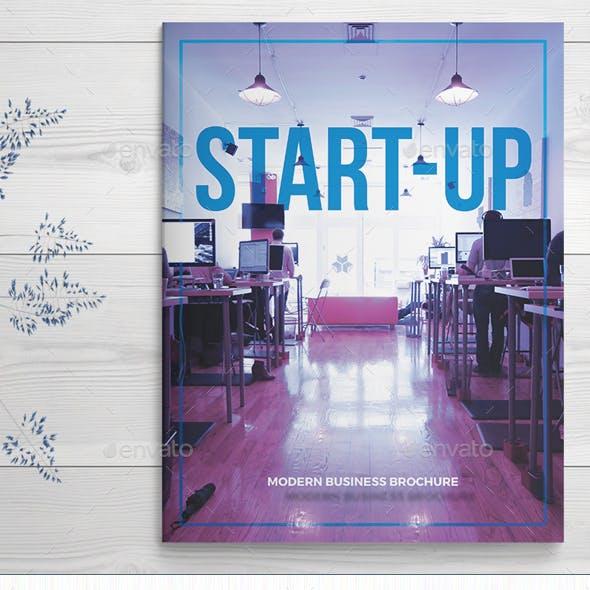 Start-up Business Brochure