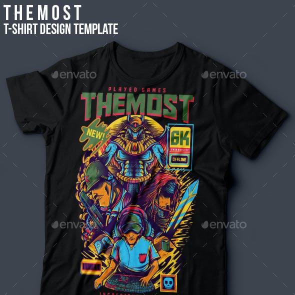 TheMost T-Shirt Design