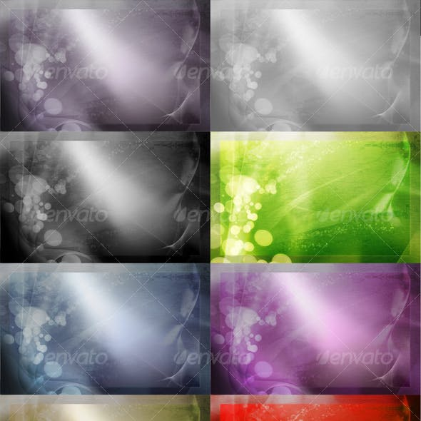 8 Abstract Backgrounds