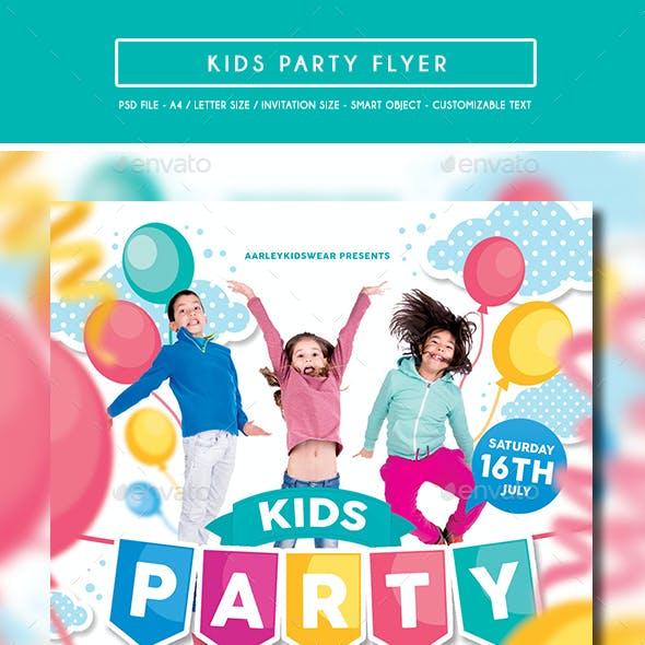 Kids Party Flyer / Invitation