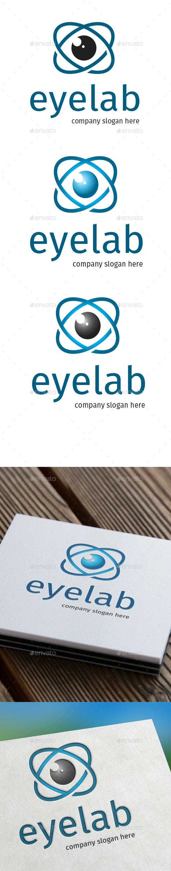 Eyelab Logo - Objects Logo Templates