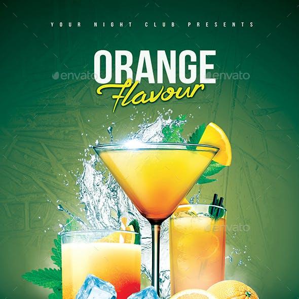The Orange Flavour