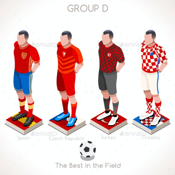 Euro 2016 Championship Group D