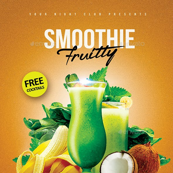 Smoothie Fruitty