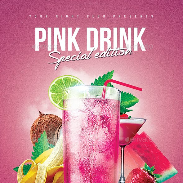Pink Drink Special