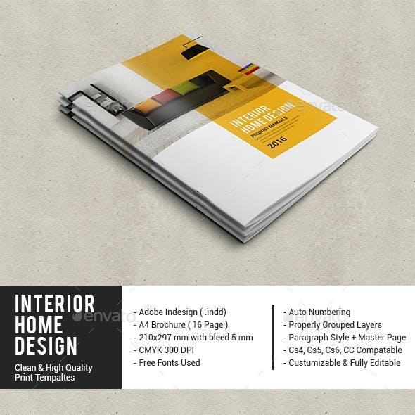 Interior Home Design Catalog