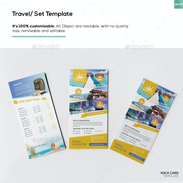 Travel/ Set Template