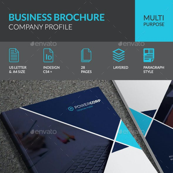 PowerCorp Business Brochure - Corporate Profile