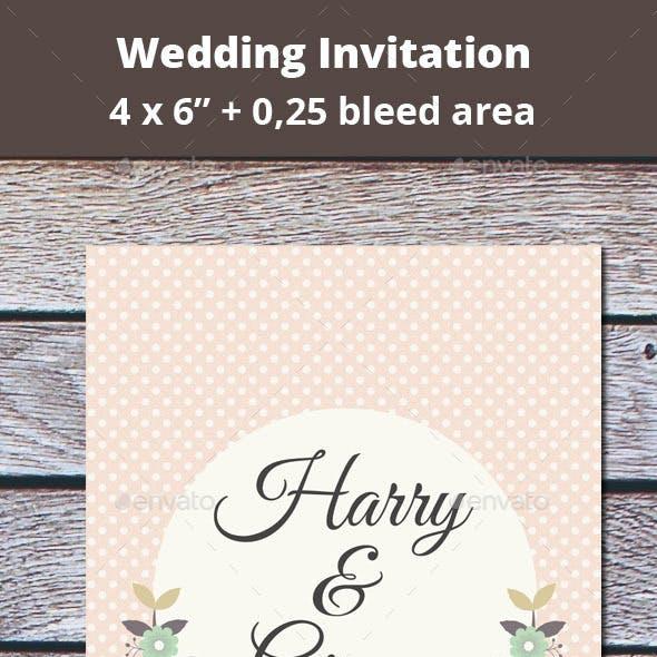 Wedding Invitation vol.1