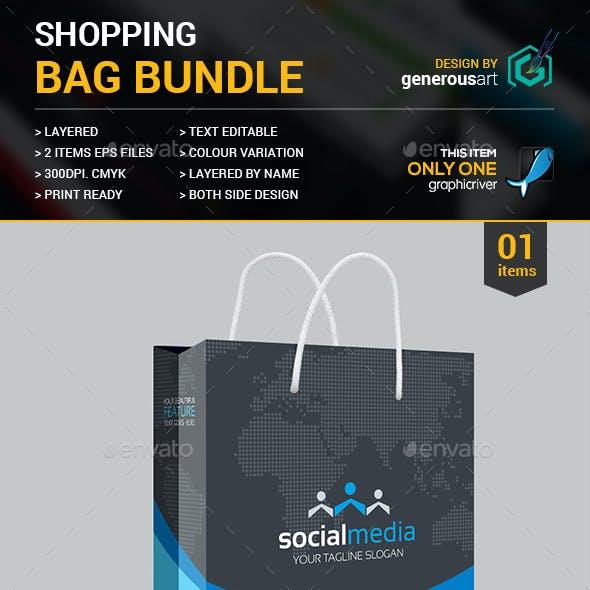 Shopping Bag Bundle 2 in 1