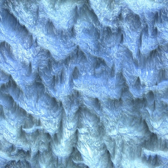 Ice cave - Nature Textures