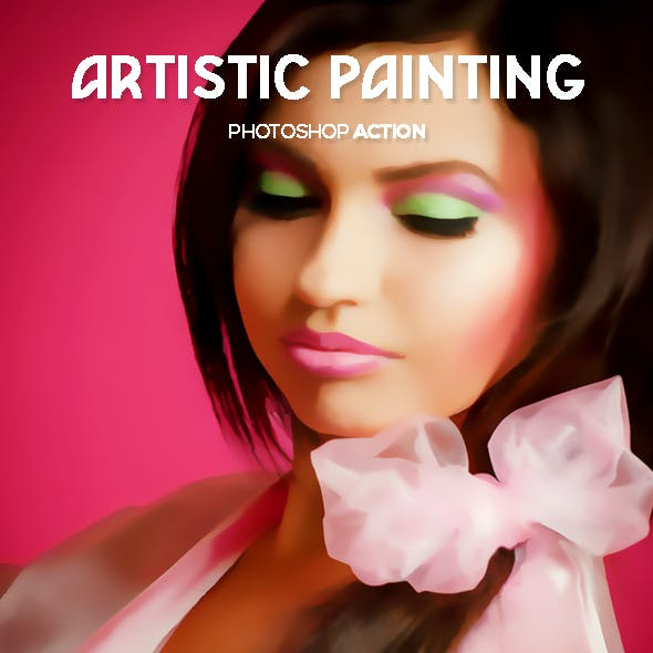 Artistic Painting Action