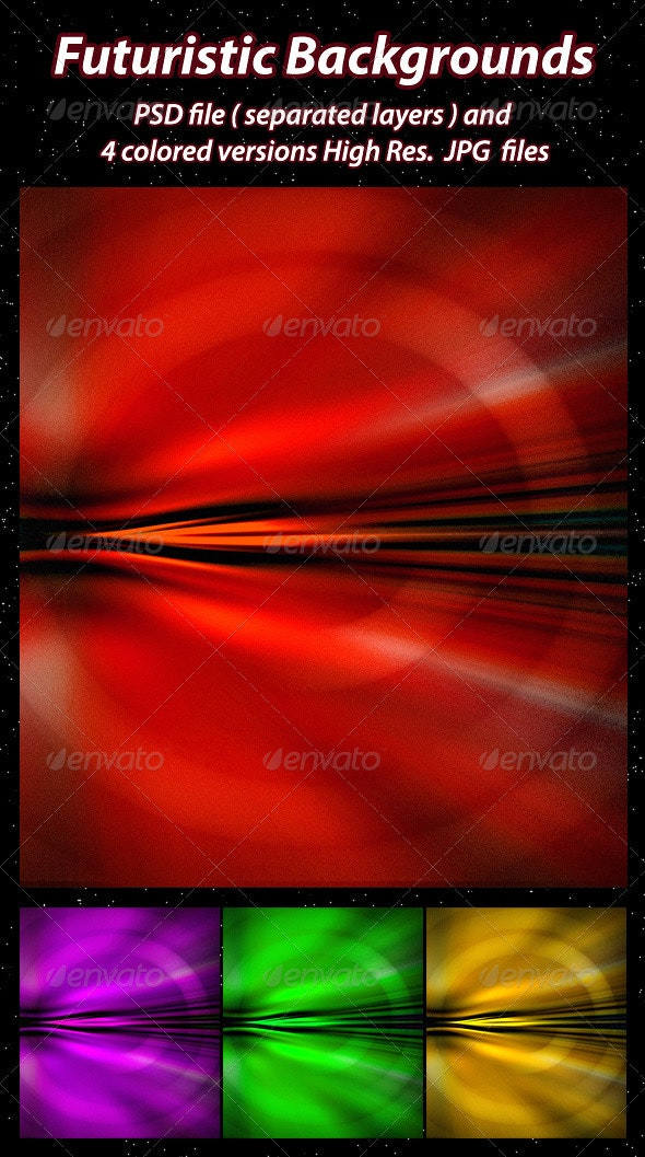 Futuristic Backgrounds - Backgrounds Graphics
