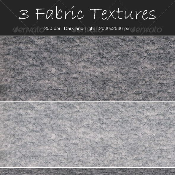 3 Fabric Textures