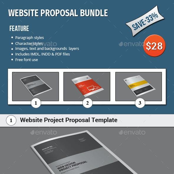 Website Proposal Bundle