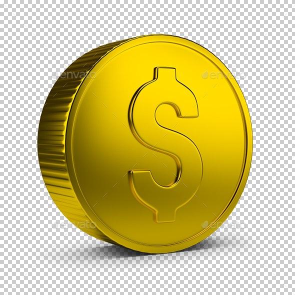 Golden Coin