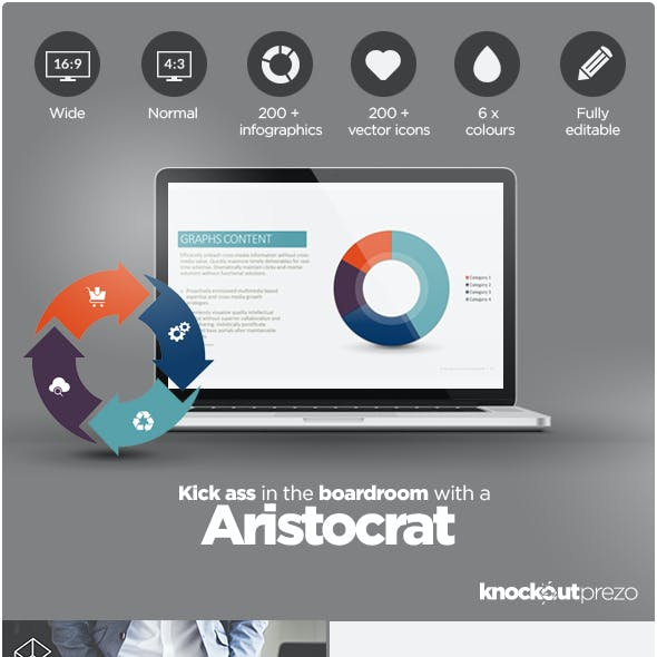 Aristocrat PowerPoint Template