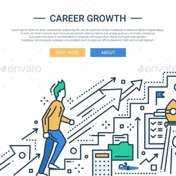 Career Website Graphics Designs Templates From Graphicriver