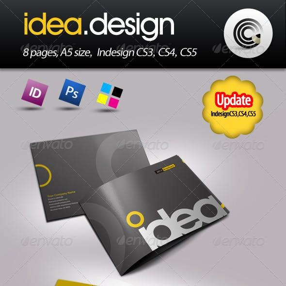 Idea Design Booklet