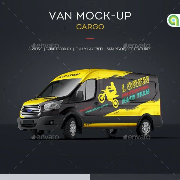 Cargo Van Mock-Up
