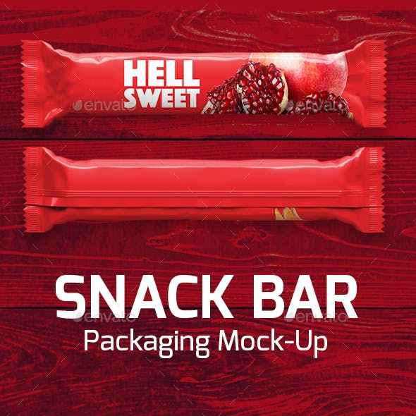Snack Bar Mock-Up
