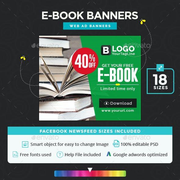 E-Book Banners